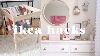 Ikea Hacks and DIYs for 2019
