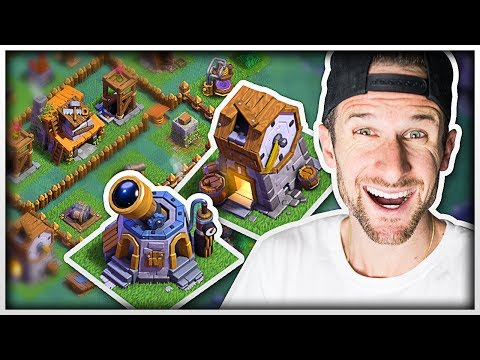 NEW TROOPS AVAILABLE + CLOCKTOWER Unlocked! - Clash Of Clans