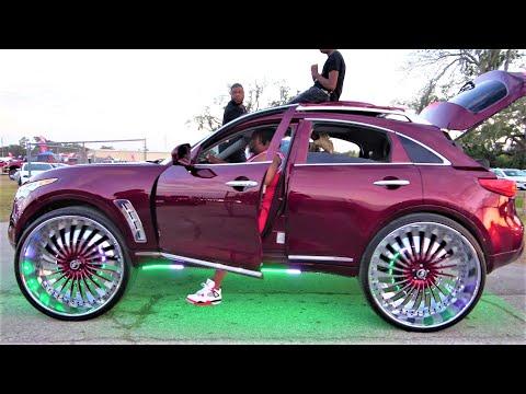 Superbowl Car Show