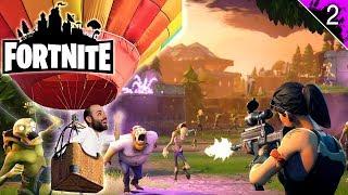 MISIONES INICIALES | FORTNITE Gameplay Español
