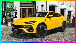 Video GTA Online Mounting Bulls & Riding Bears DLC Update Concept - 6 NEW Vehicles, Stock Market And More! download MP3, 3GP, MP4, WEBM, AVI, FLV September 2018