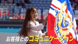 トリコロール マーメイズ|横浜F・マリノス公式チアリーディングチーム
