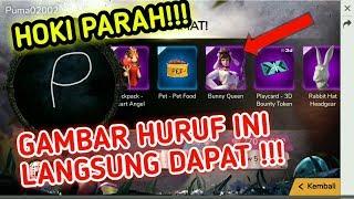 HOKI!!! CARA MENDAPATKAN SKIN BUNNY SECARA PERMANEN    FREE FIRE INDONESIA