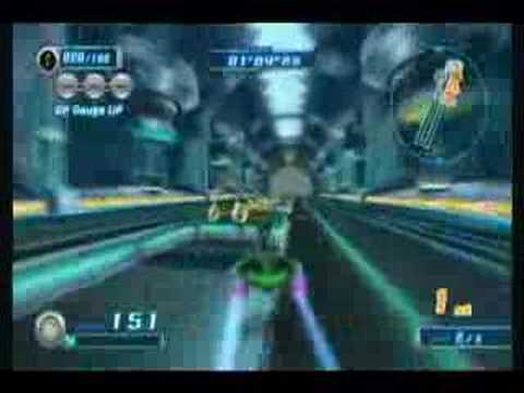 Sonic Riders Zero Gravity *Astral Babylon* (Cream)