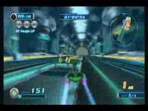 Sonic Riders Zero Gravity *Astral Babylon* (Cream)