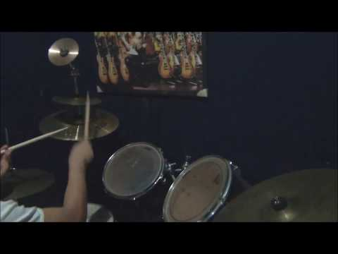 White Wishes - 9Nine Drum Cover