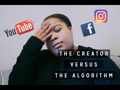 DISCUSSION: SMALLER CREATIVES VERSUS THE ALGORITHMS (YOUTUBE DEMONITIZATION) │ SPACE ON THIRD