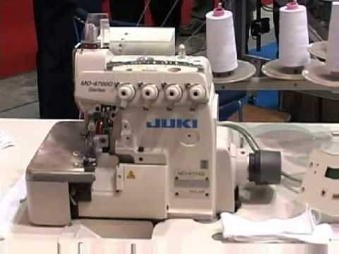 MAQUINAS DE COSER INDUSTRIALES - YouTube