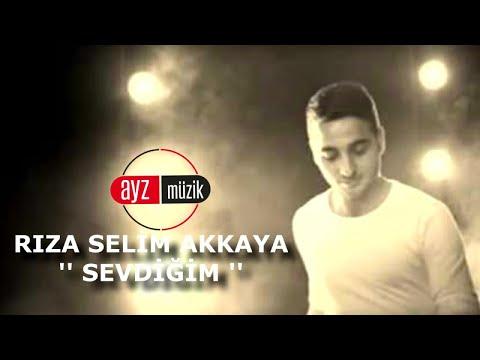 Rıza Selim Akkaya - Sevdiğim - Official Klip 2018 Ayz Müzik ve Film Yapım