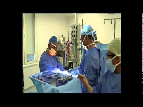 Google glass surgery Shafi Ahmed ITV 23/05/2014