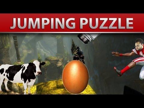 Guild Wars 2 Jumping Puzzle: Griffonrook Run