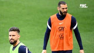 Equipe de France : Giroud a