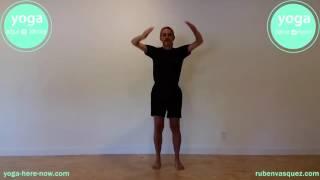 Moving Meditation: Dance of Shiva (Shiva Nata) Combining Horizontal and Vertical