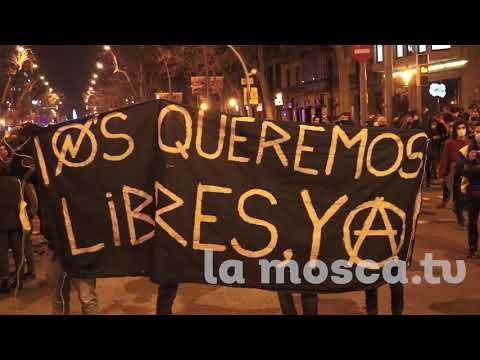 6-3-21 2ona manifestació FINS QUE CAIGUIN [ contrainfos ]