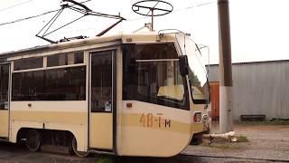 """Трамвай КТМ по горам. Проект """"Урал документальный"""". Самый высокогорный трамвай"""