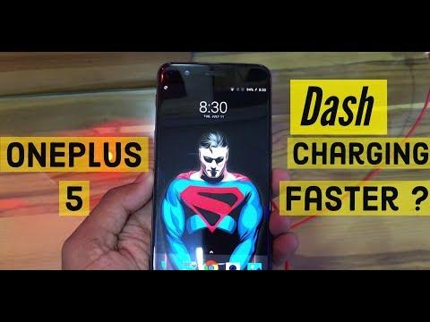 OnePlus 5 Dash Charging   New Generation Charging ?