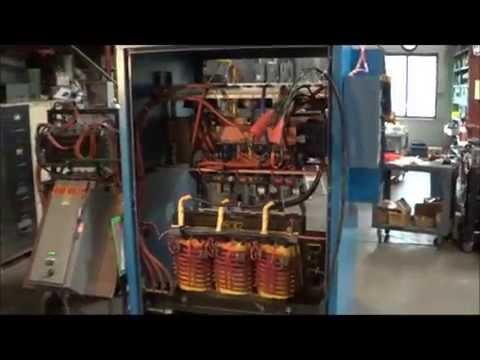 Rapid 10000 Amp Reversing Rectifier R2455
