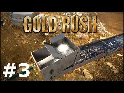 Gold Rush #3 - Mały upgrade do łopatowania