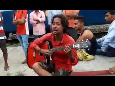 awesome song by street singer part 1 muskurane ki wajah tum ho