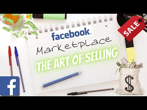 The Art of Selling on Facebook Marketplace in 2020! (Seller Tips)
