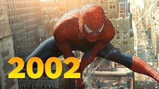 Metroid Prime, GTA: Vice City, and Spider-Man Made 2002 Awesome For Geeks - History of Awesome