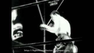 Joe Louis vs Bob Pastor II 1939 (Film Transfer)