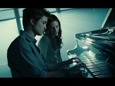 Twilight: Bellas Lulla Piano Scene