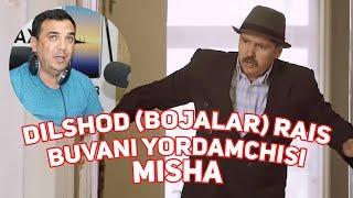 Dilshod Bojalar Rais Buvani Yordamchisi Misha 2017