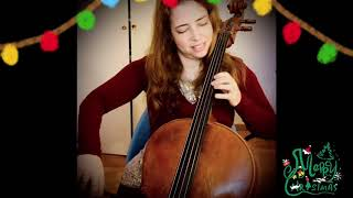 Silent Night Holy Night - Christmas Carol - Cello Cover [2020]