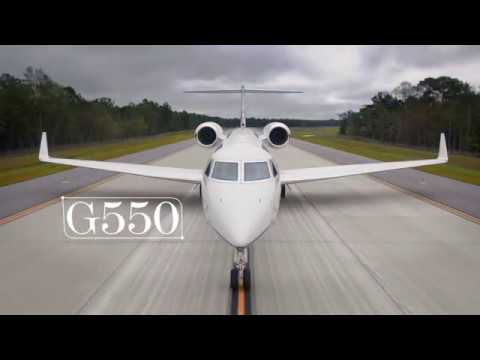 The Gulfstream G550