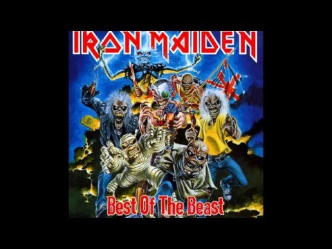 Iron Maiden The Best Of The Beast Full Album