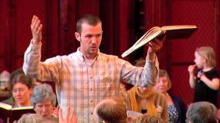 234 Reverential Anthem - Second Ireland Sacred Harp Convention, 2012