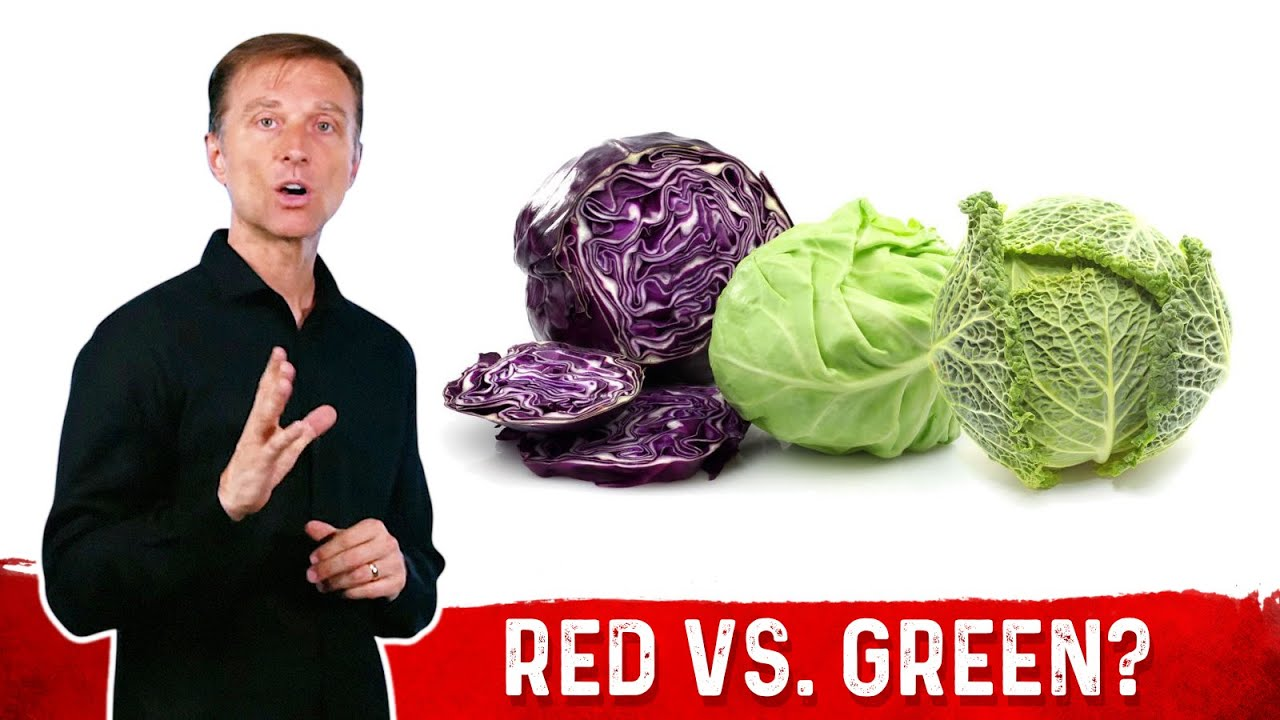 Red vs Green Cabbage: Which is Healthier?