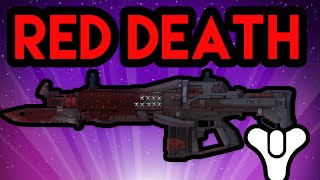 Destiny Lore: Red Death