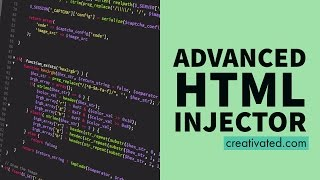 Creativated: Advanced HTML Injector Widget for Adobe Muse
