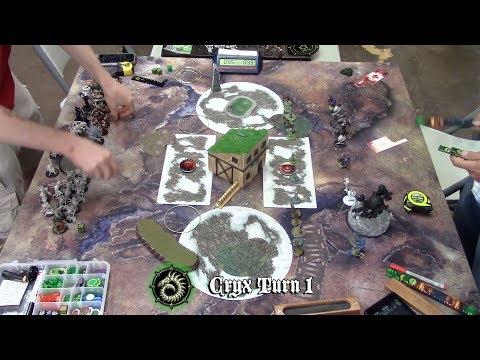 Batrep #16 Asphyxious 3 vs. Tanith, 75 pts