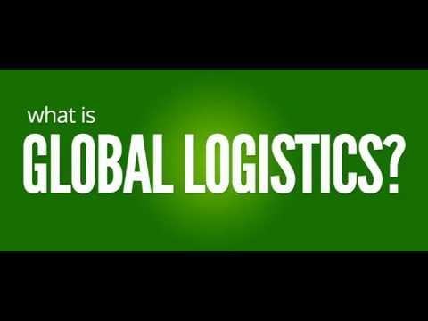 What is Global Logistics?
