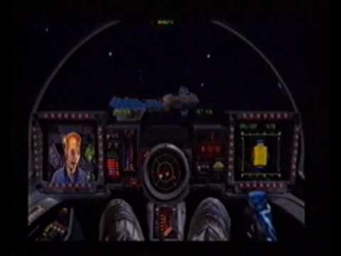 Wing Commander III (1994) PC game extended trailer