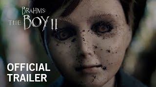 Katie Holmes in Brahms The Boy 2 Hollywood Movie Trailer (2020 )
