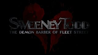 SWEENEY TODD - My friends (KARAOKE duet) - Instrumental with lyrics on screen