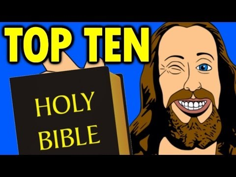 Top 10 Things The Bible Forbids Besides Homosexuality