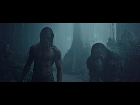 The Legend of Tarzan IMAX® Trailer