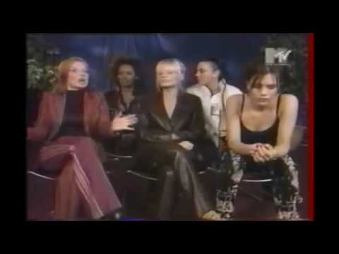 Spice Girls - Mel B angry on Geri - Just look at Mel B 's face Mp3
