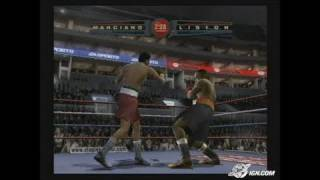 Fight Night 2004 PlayStation 2 Gameplay_2004_01_27_7