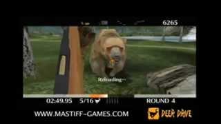 Deer Drive - Hunting - Shoot Those Bears - Nintendo Wii - Game Trailer - GAMEZ-GEAR - 2008 - HD