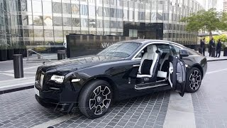 Rolls-Royce Wraith Black Badge 2017: Dare To Be Different!
