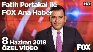 Yeni emekli olanlar daha düşük maaş alıyor! 8 Haziran 2018 Fatih Portakal ile FOX Ana Haber
