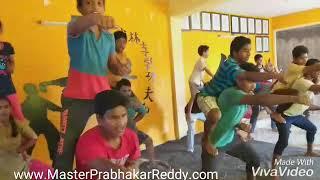Nellore Kung-fu Master Prabhakar Reddy Indian Martial arts +91 9849465401 Andhra Pradesh Shaolin Wu