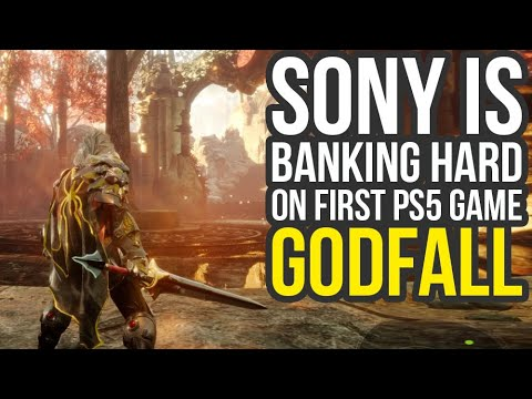 Godfall PS5 – First PlayStation 5 Launch Game Shows Next-gen Graphics & Reveals Sony's Strategy