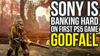 Godfall PS5 - First PlayStation 5 Launch Game Shows Next-gen Graphics & Reveals Sony's Strategy
